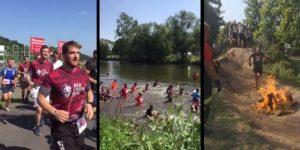 Hindernislauf: Red Castle Run 2019 in Rotenburg (Kreis Hersfeld-Rotenburg)