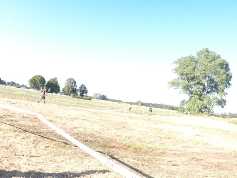 Steelman Run, Hindernislauf Strecke