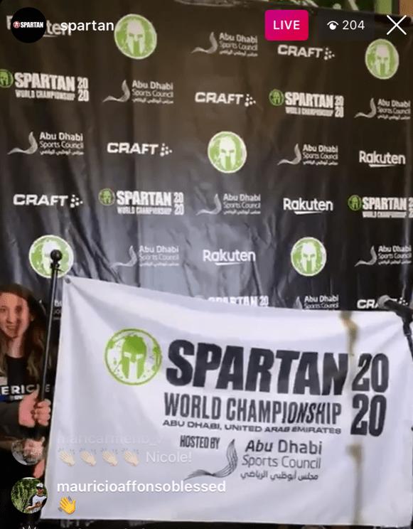 Spartan World Championship 2020 Abu Dhabi