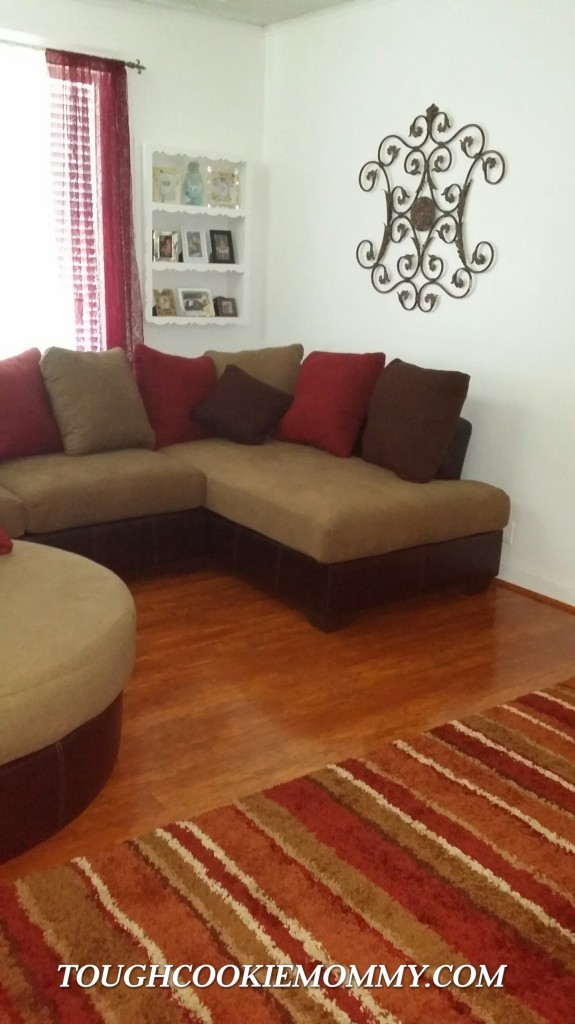 living room end tables kmart furniture how to transform your step by step... - tough ...