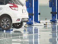 Commercial Garage Flooring   Toughfloors