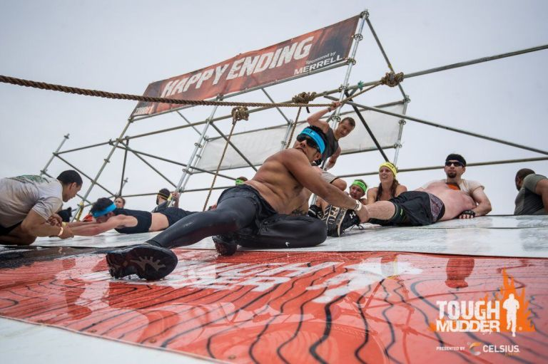 How to Train for Happy Ending: Tough Mudder's Newest and Biggest Obstacle