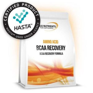 BCAA Recovery, Bulk Nutrients, Nutritional advice, Health