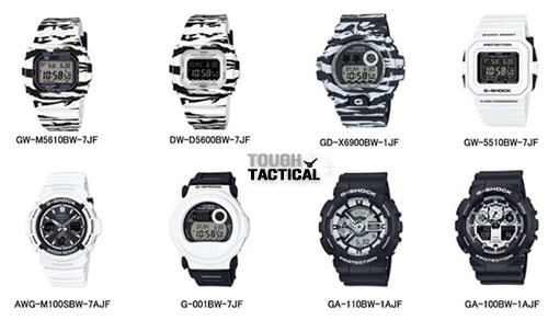 SNEAK PEAK NEW G-SHOCK SERIES OCTOBER 2015 • Tough