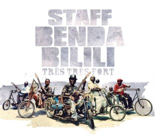 L'album très très fort de Staff Benda Bilili