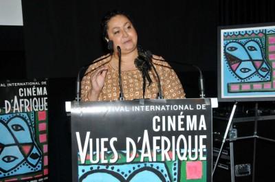 La directrice générale, Géraldine Lechêne