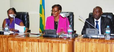 MUKABALISA Donatille -Rwanda-senat-parlement