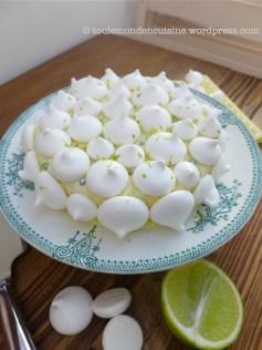 vacherin glacé citron vert 2