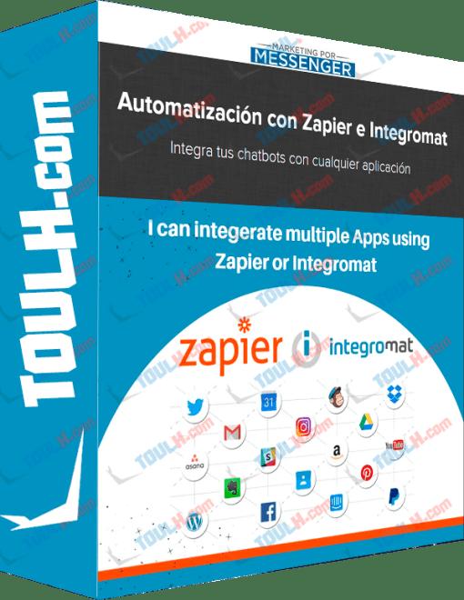 Automatización con Zapier e Integromat - Gustavo Boregio