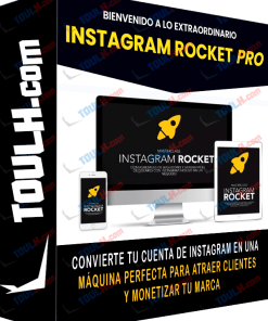 Curso Masterclass Instagram Rocket Santiago Paz