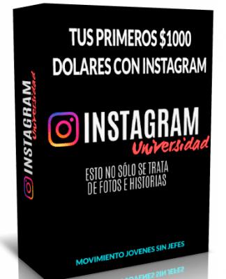 Instagram Universidad - Fabián HG