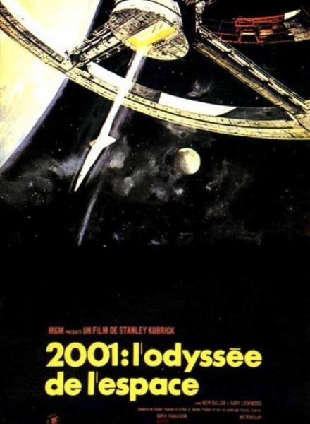 ODYSSEE DE L ESPACE 2001