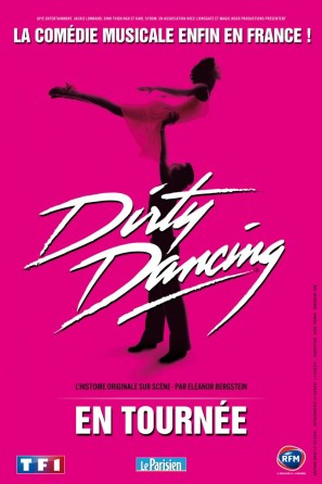 DIRTY DANCING AFFICHEG