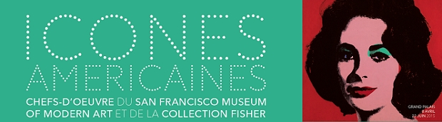MUSEE GRANET - ICONES AMERICAINES