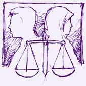المرأة بين المساواة والعدل