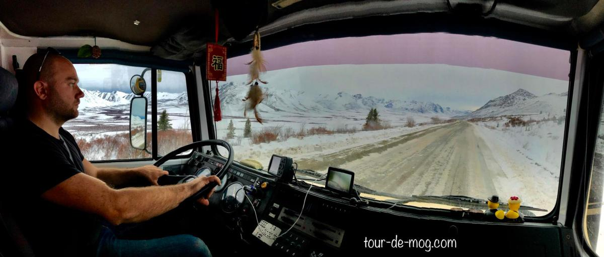Landschaft-Arktis