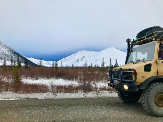 Dempster-Highway-Unimog-Trip