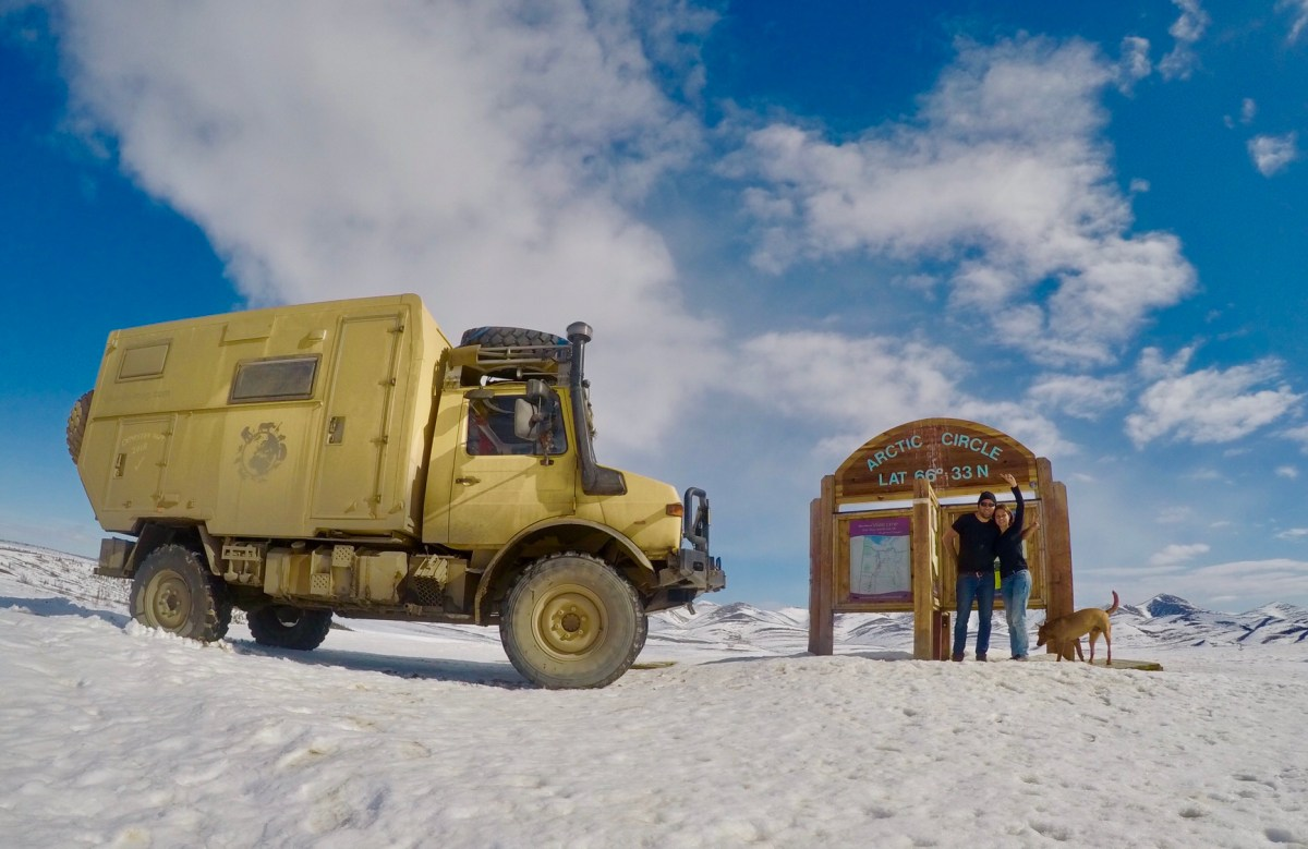 Arctic-Circle-Unimog