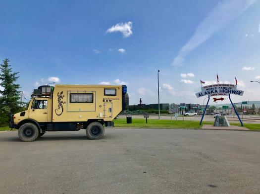 Kanada-Roadtrip-Unimog-Alaska-Highway