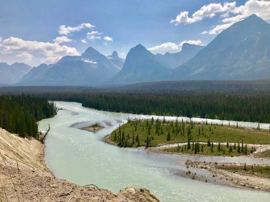 Kanada-Gletscher-Nationalpark