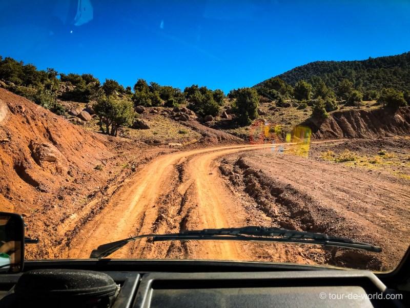 Marokko-offroad