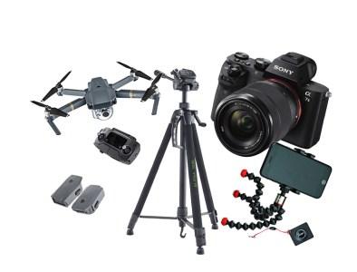 kamera ausrustung