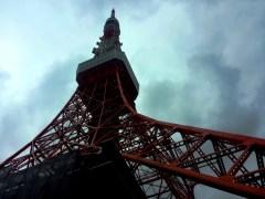 La fameuse Tokyo Tower, loin d'être inoubliable