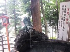 temple vers le mont fuji
