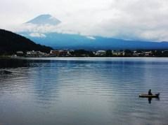 lac du mont fuji