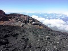 Altitude au mont fuji