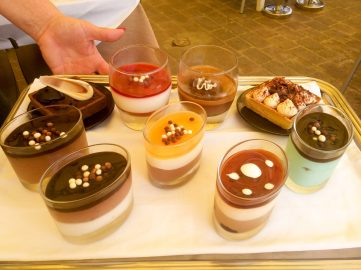 chocolat à malte