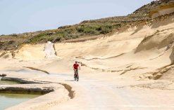 excursion en vtt sur l'ile de gozo