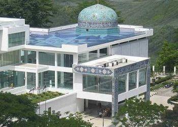 متحف الفنون الإسلامية في ماليزيا Islamic Arts Museum