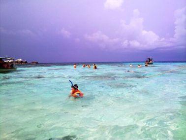 snokeling trip tioman island