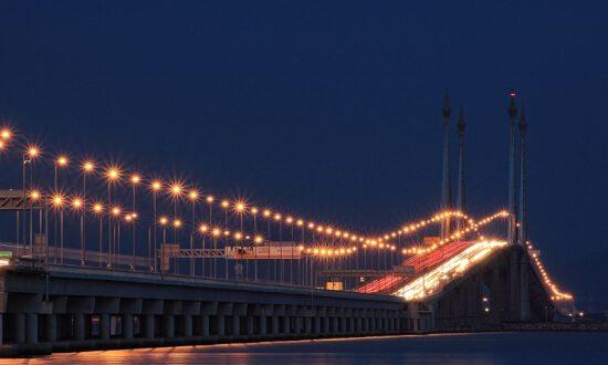penang Bridge جسر بينانج