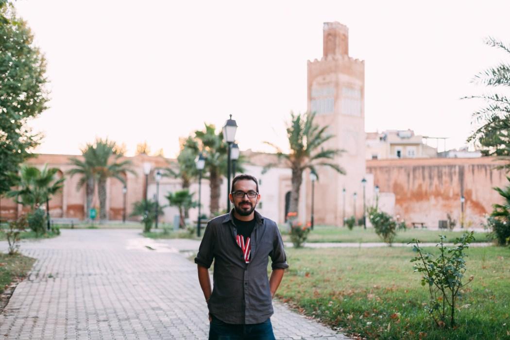 Houari Bouchenak © Mehdi Drissi