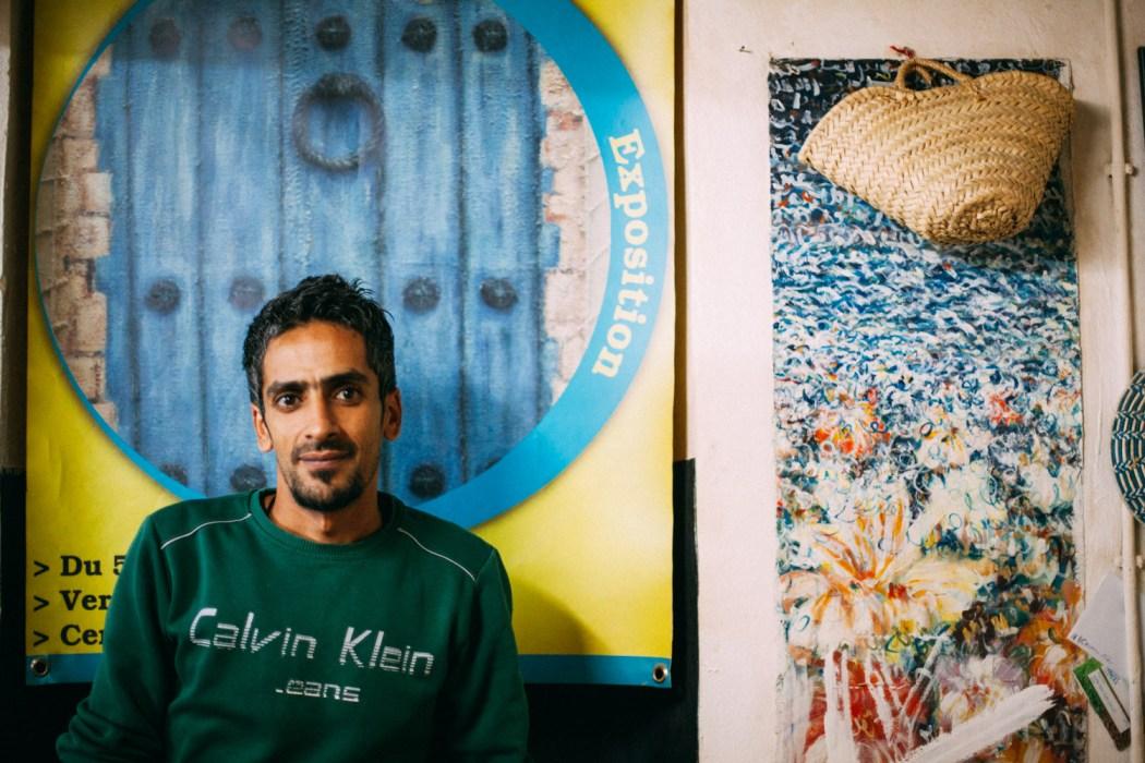 Khéro Hadj Kacem © Mehdi Drissi