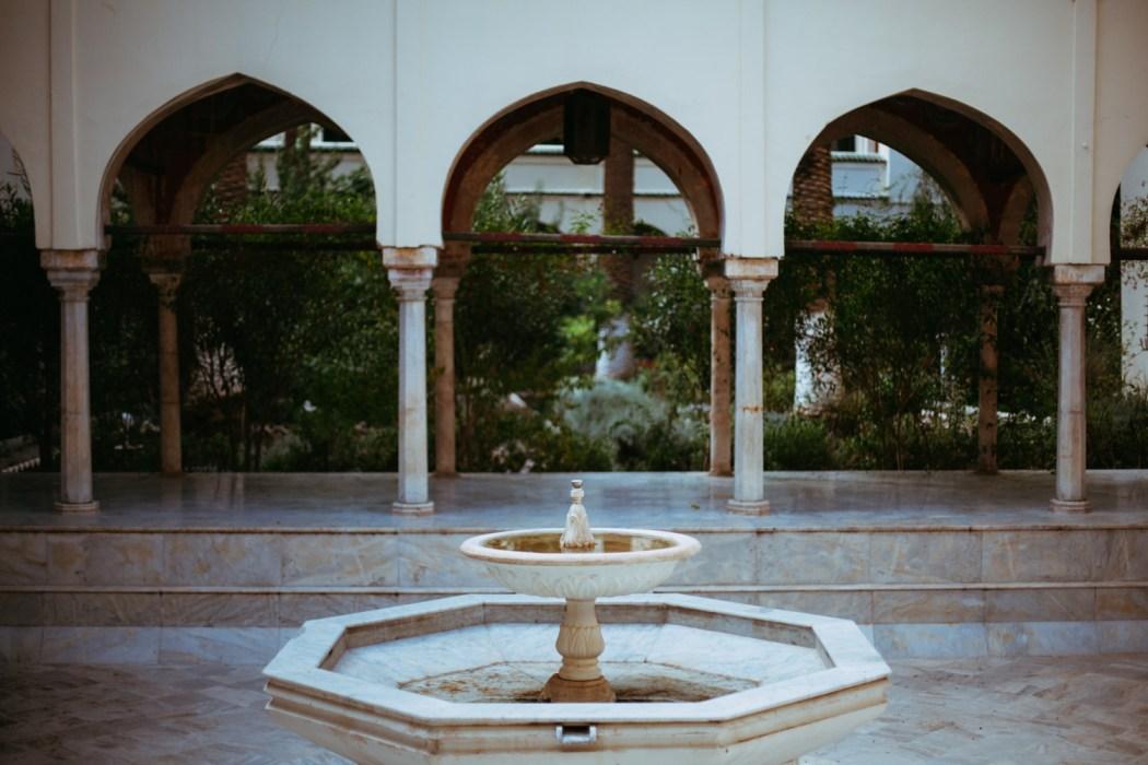 Fontaine du Palais du Bey à Constantine © Mehdi Drissi