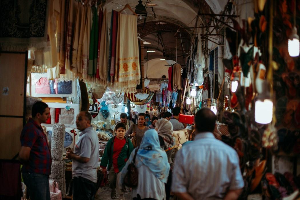 Medina Tunis © Mehdi Drissi
