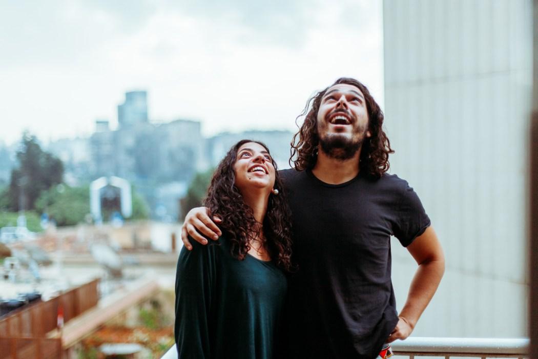 Heba El Sherif et Mohamed El Quessny © Mehdi Drissi