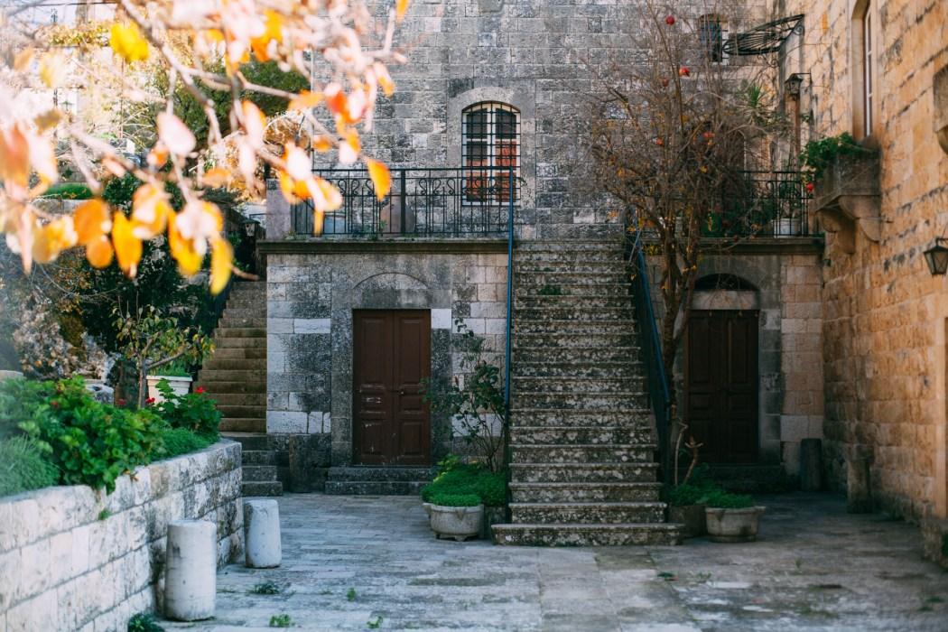 Maison Deir el Qamar Liban