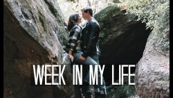 WEEK IN MY LIFE: Exploring Portland + Recreating Twilight