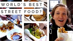 MELBOURNE FOOD SCENE | World's Best Street Food?