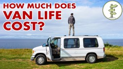 How Much Does Van Life Cost & Our Surprising 6 Month Budget!$