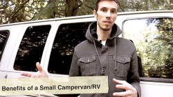 Van Life – Choosing a Campervan/RV – Why Small is Better