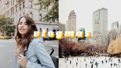 vlogmas week 1 | christmas in nyc, helicopter rides, photoshoots