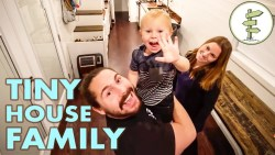 Tiny House Family Avoids Crazy Rent Prices in San Francisco Bay Area – Interview & Tour