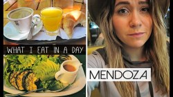 What I Eat In A Day | MENDOZA, ARGENTINA