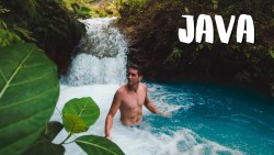 MOST BEAUTIFUL WATERFALL in INDONESIA – JAVA Part II