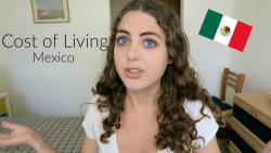 Apartment Tour // Cost of Living in Mexico!